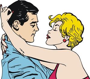 男と女の不思議な関係